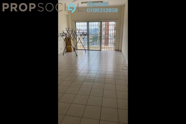 Condominium For Rent in Plaza Prima Setapak, Setapak Freehold Unfurnished 3R/2B 1.3k