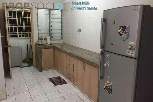 Condominium For Rent in Platinum Hill PV3, Setapak Freehold Semi Furnished 4R/2B 1.3k