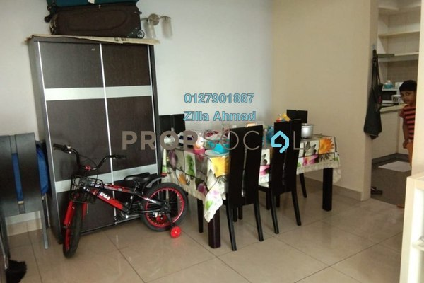 For Rent Condominium at 633 Residency, Brickfields Freehold Fully Furnished 1R/1B 2.8k