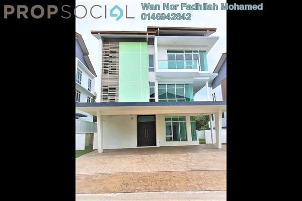 Bungalow For Sale in Taman Damai Utama, Bandar Kinrara Freehold Unfurnished 7R/8B 3.9m