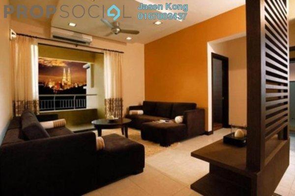 Condominium For Sale in Nadia, Desa ParkCity Freehold Semi Furnished 2R/2B 855k