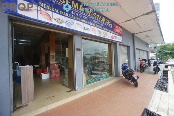 For Sale Shop at Sri Penara, Bandar Sri Permaisuri Freehold Unfurnished 0R/0B 330k