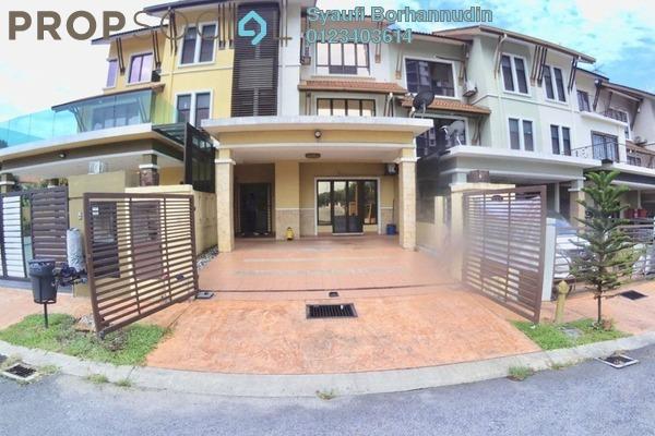 Terrace For Sale in BK9, Bandar Kinrara Freehold Semi Furnished 5R/4B 1.3m