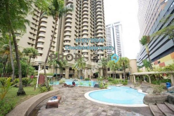 For Rent Condominium at Villa Puteri, Putra Freehold Fully Furnished 2R/2B 1.7k