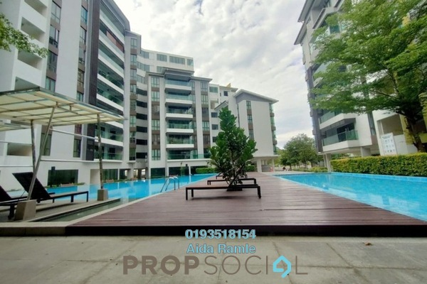 For Sale Condominium at Cristal Residence, Cyberjaya Freehold Fully Furnished 5R/5B 780k
