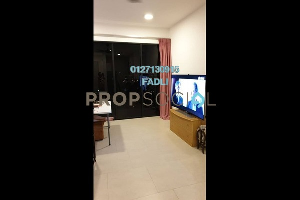 Condominium For Rent in Geo Bukit Rimau, Bukit Rimau Freehold Unfurnished 3R/2B 1.3k