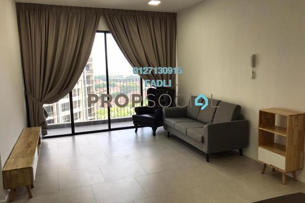 Condominium For Rent in Geo Bukit Rimau, Bukit Rimau Freehold Fully Furnished 3R/2B 1.9k