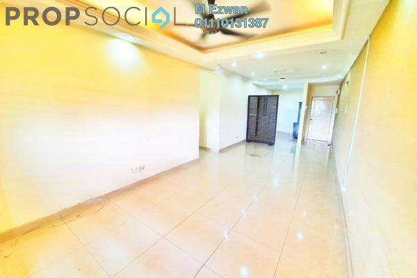 Condominium For Sale in Kinrara Mas, Bukit Jalil Freehold Semi Furnished 3R/2B 430k