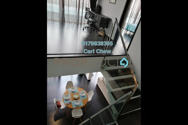 For Rent Condominium at Clearwater Residence, Damansara Heights Freehold Fully Furnished 3R/3B 5.3k