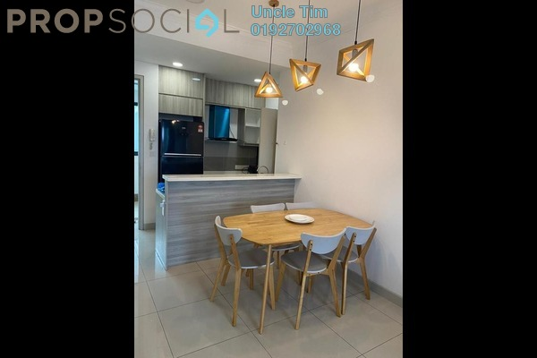Serviced Residence For Rent in V Residence 2 @ Sunway Velocity, Cheras Freehold Fully Furnished 2R/2B 2.9k