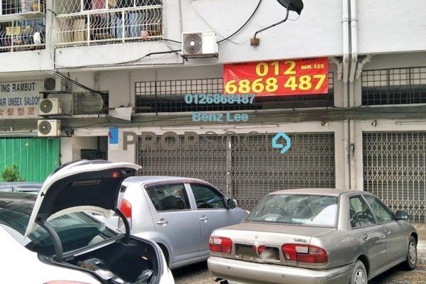 For Sale Shop at Taman Pusat Kepong, Kepong Leasehold Unfurnished 0R/0B 780k