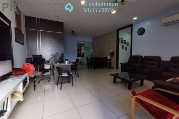 For Sale Condominium at Damansara Foresta, Bandar Sri Damansara Freehold Semi Furnished 4R/3B 780k
