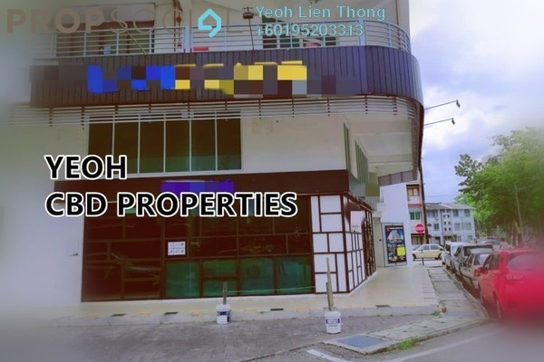 For Rent Shop at The H2O, Jelutong Freehold Unfurnished 0R/2B 12k