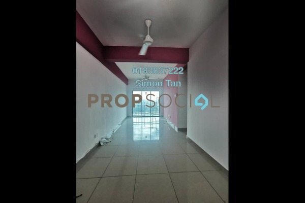For Sale Condominium at Park 51 Residency, Petaling Jaya Freehold Semi Furnished 3R/2B 500k