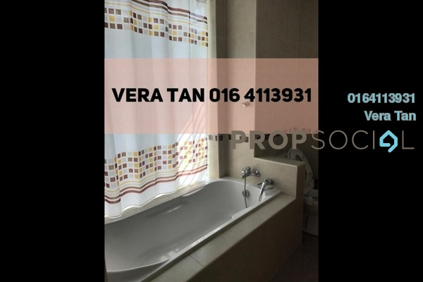 For Rent Condominium at BaysWater, Gelugor Freehold Fully Furnished 4R/3B 2.4k