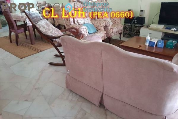 Terrace For Sale in Taman Sri Nibong, Sungai Nibong Freehold Semi Furnished 4R/3B 950k
