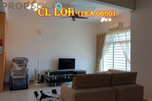 Condominium For Sale in Ideal Regency, Bukit Gambier Freehold Semi Furnished 3R/2B 628k