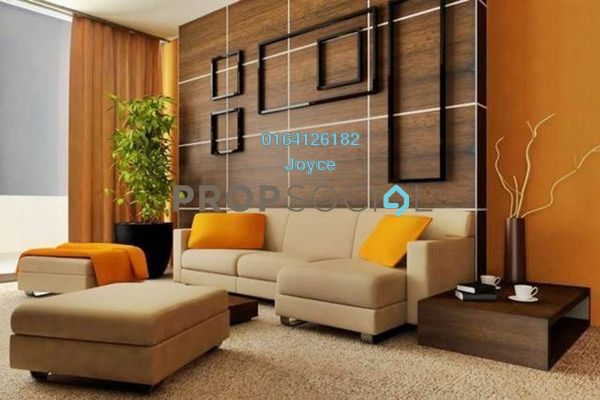 Condominium For Sale in M Luna, Kepong Leasehold Semi Furnished 2R/2B 398k