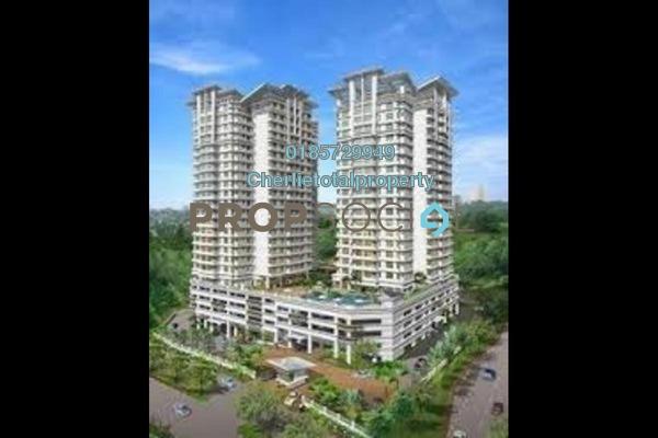 Condominium For Rent in 1Sentul, Sentul Freehold Semi Furnished 3R/2B 1.55k
