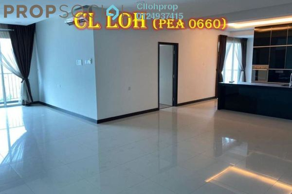 For Sale Condominium at Vertiq, Gelugor Freehold Semi Furnished 4R/3B 1.2m