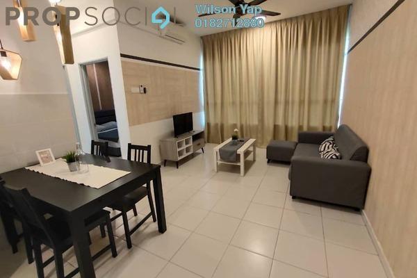 Condominium For Rent in The Zizz, Damansara Damai Freehold Fully Furnished 3R/2B 1.45k