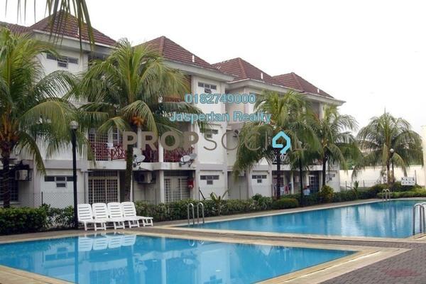For Rent Condominium at Casa Ria, Cheras Freehold Semi Furnished 3R/2B 1.6k