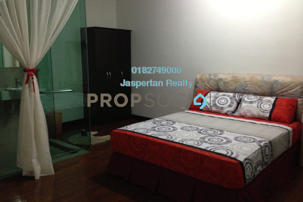 For Rent Serviced Residence at The Scott Garden, Old Klang Road Freehold Fully Furnished 1R/2B 1.6k