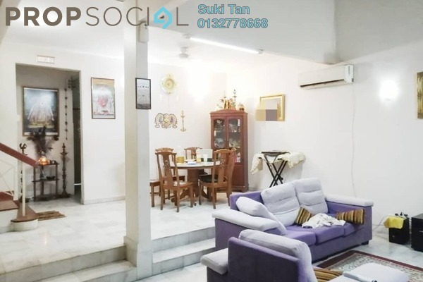 Terrace For Sale in SD9, Bandar Sri Damansara Freehold Semi Furnished 4R/3B 1.16m