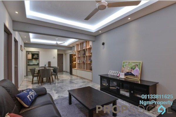 For Sale Condominium at Shang Villa, Kelana Jaya Freehold Fully Furnished 3R/2B 525k