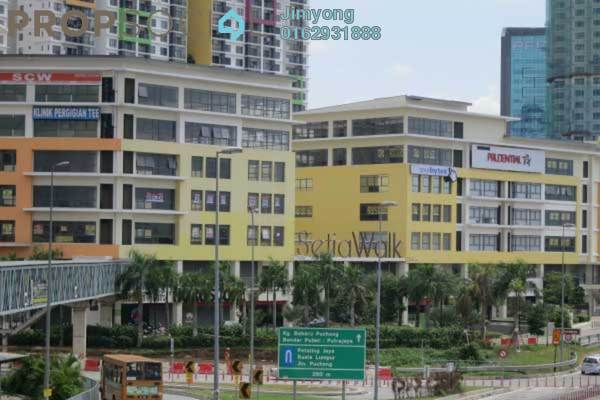 Office For Sale in Setia Walk, Pusat Bandar Puchong Freehold Semi Furnished 1R/1B 1.55m