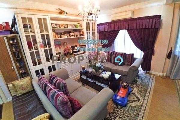 Condominium For Sale in Kyoto Garden, Bukit Antarabangsa Freehold Semi Furnished 3R/2B 370k