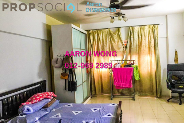 For Rent Condominium at Sri Emas, Pudu Freehold Fully Furnished 3R/2B 2.5k