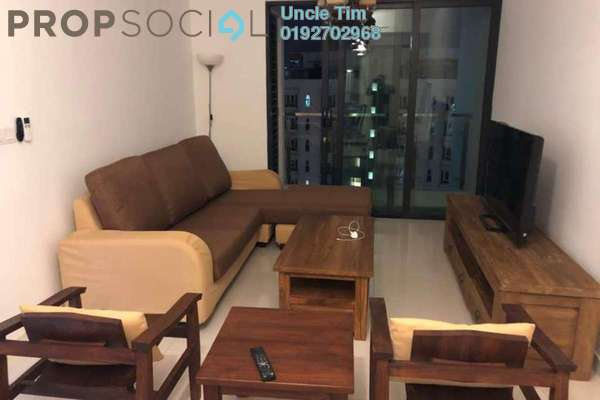 Serviced Residence For Rent in V Residence 2 @ Sunway Velocity, Cheras Freehold Fully Furnished 2R/2B 2.6k
