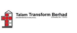 Developed By Talam Transform Berhad