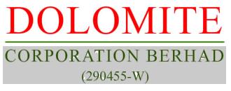 Developed By Dolomite Corporation Berhad