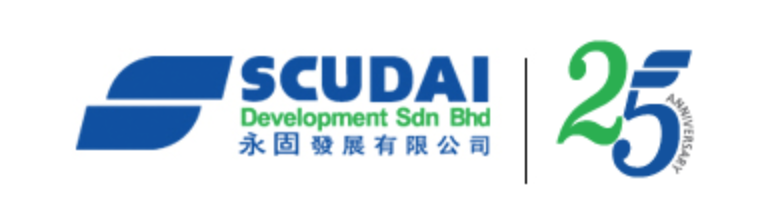 Developed By Scudai Development Sdn. Bhd.