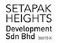 Developer of Infiniti3 Residences, Setapak Heights Development Sdn Bhd