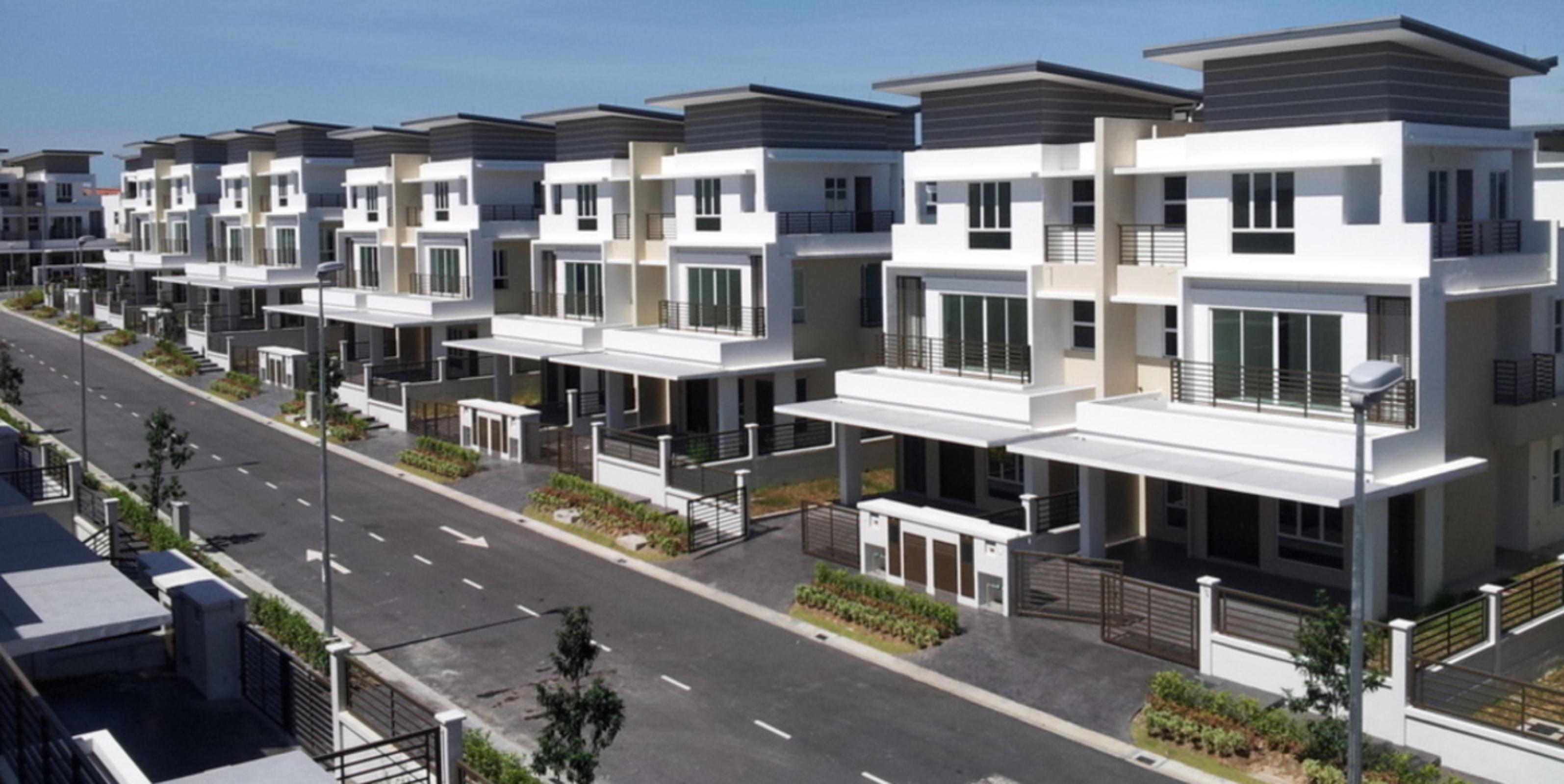 Propsocial property regency parc rawang