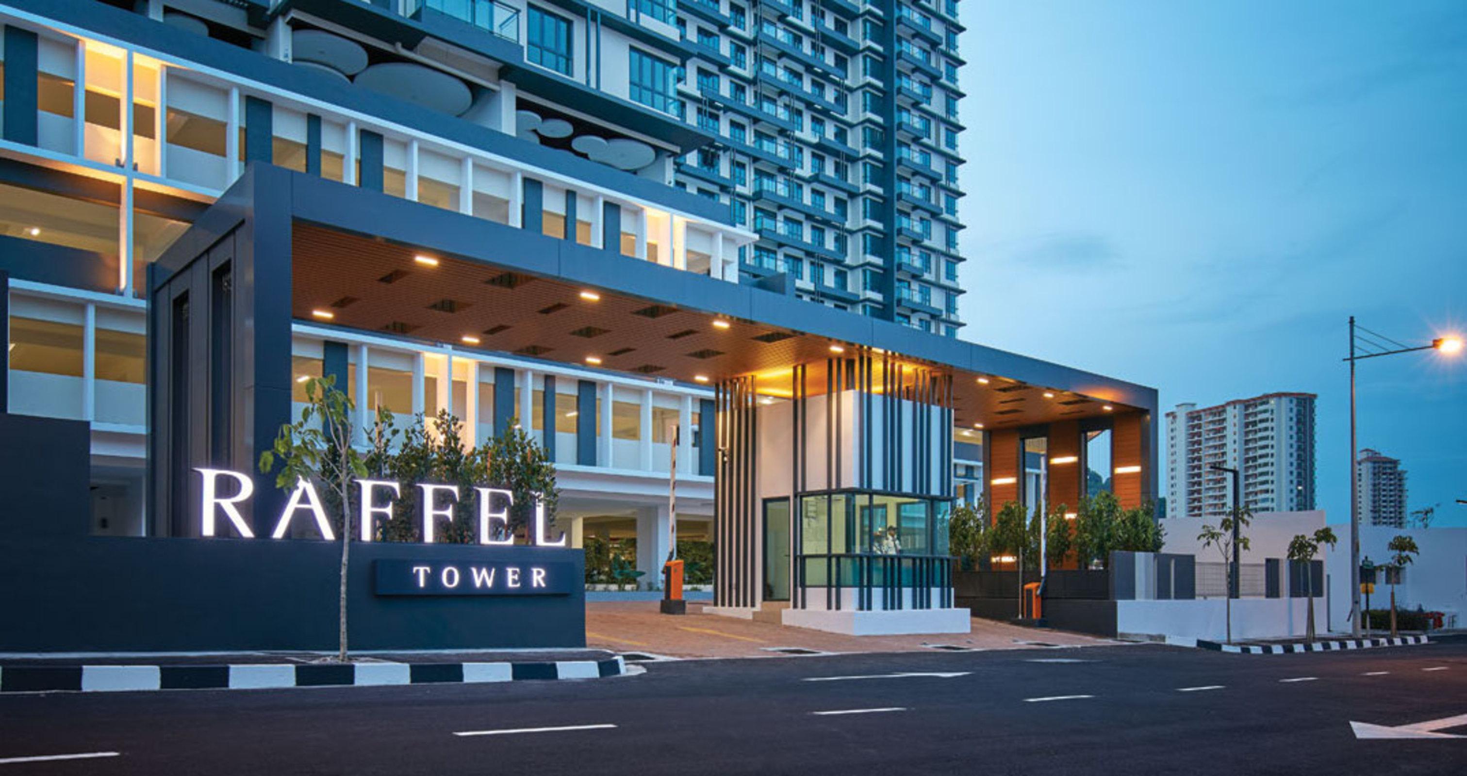 Raffel tower propsocial property condominium penang 2