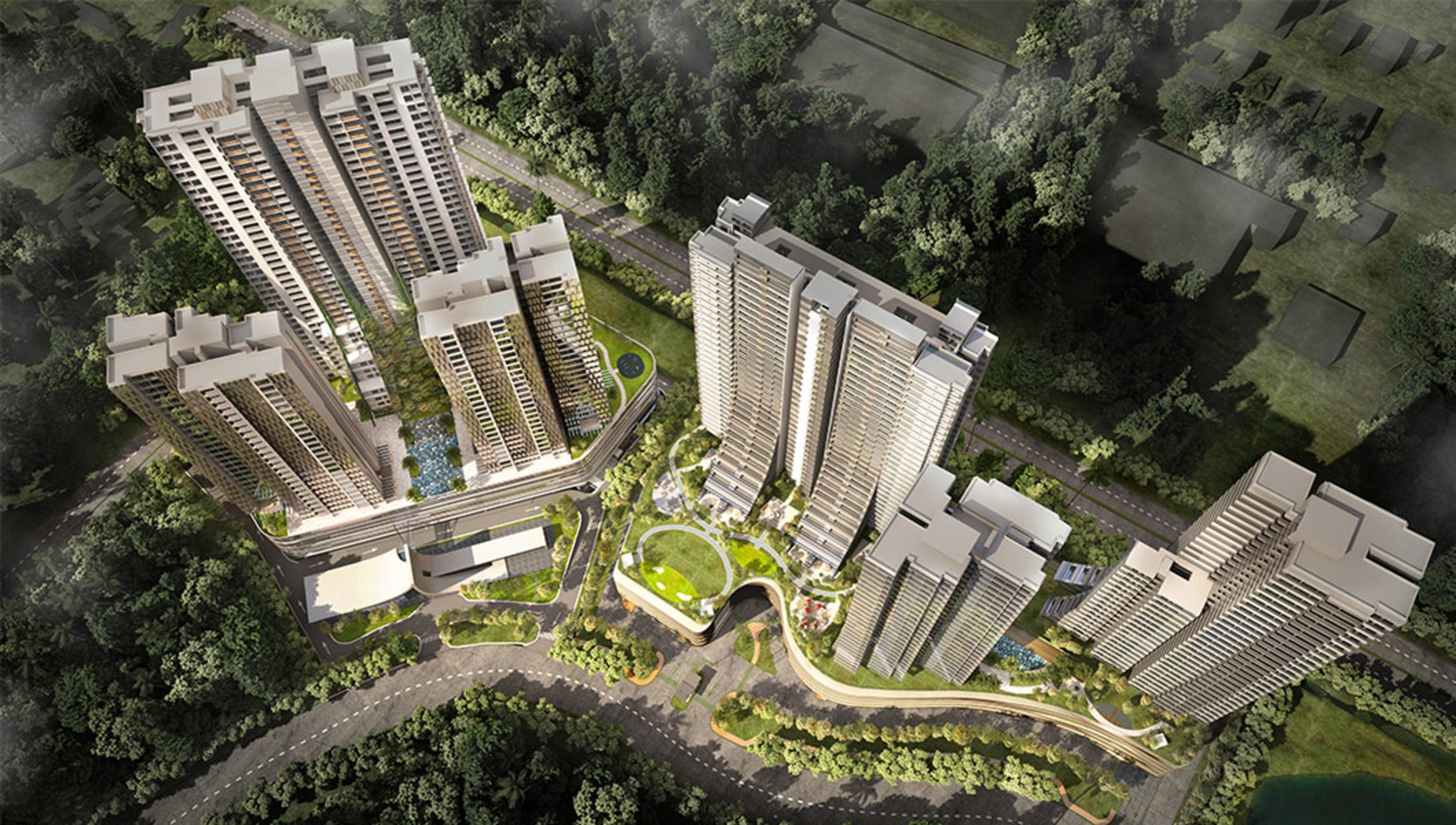 Johor bahru property for sale the meridin 4