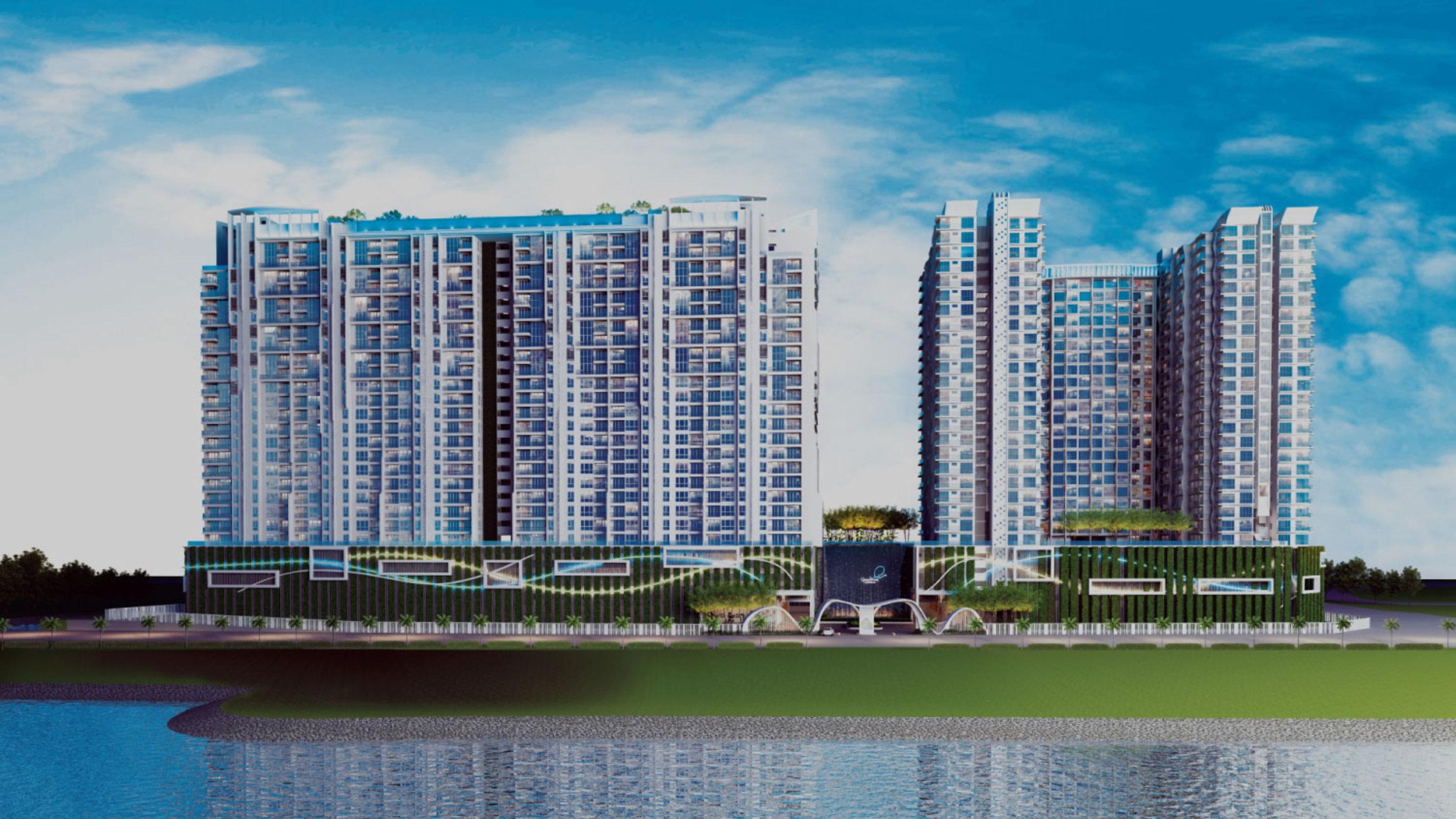 Bayan indah house for sale quaywest residence