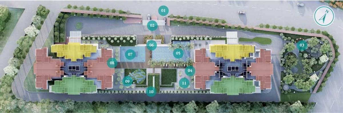 Master Plan of 28 Dutamas