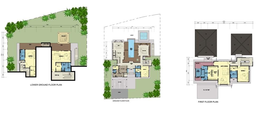 Botanica 4 Laurel (Type C) Floor Plan
