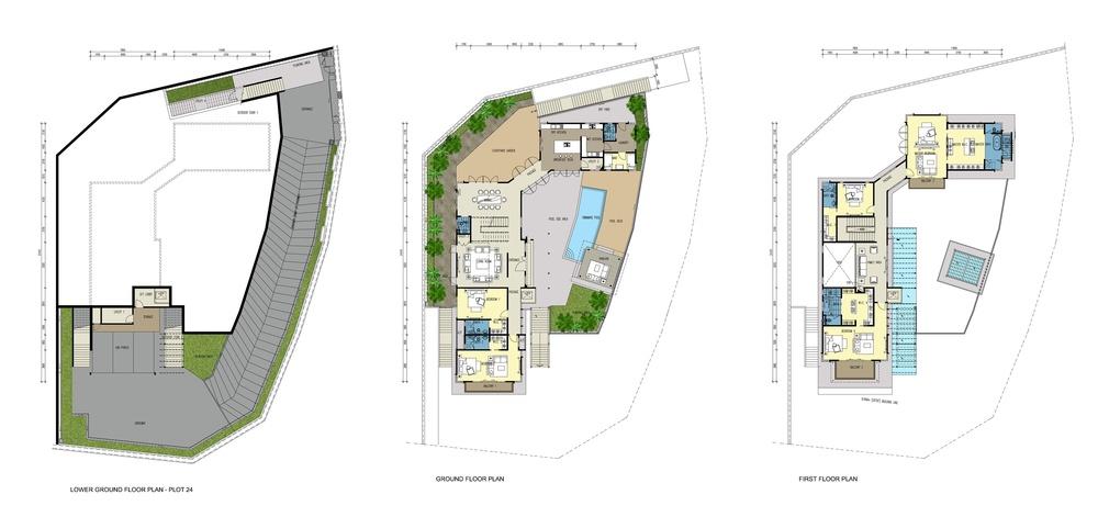 Botanica 4 Lemana (Type F) Floor Plan