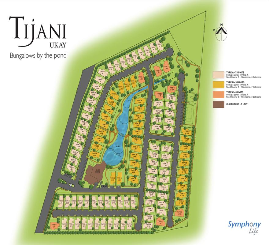 Master Plan of Tijani Ukay