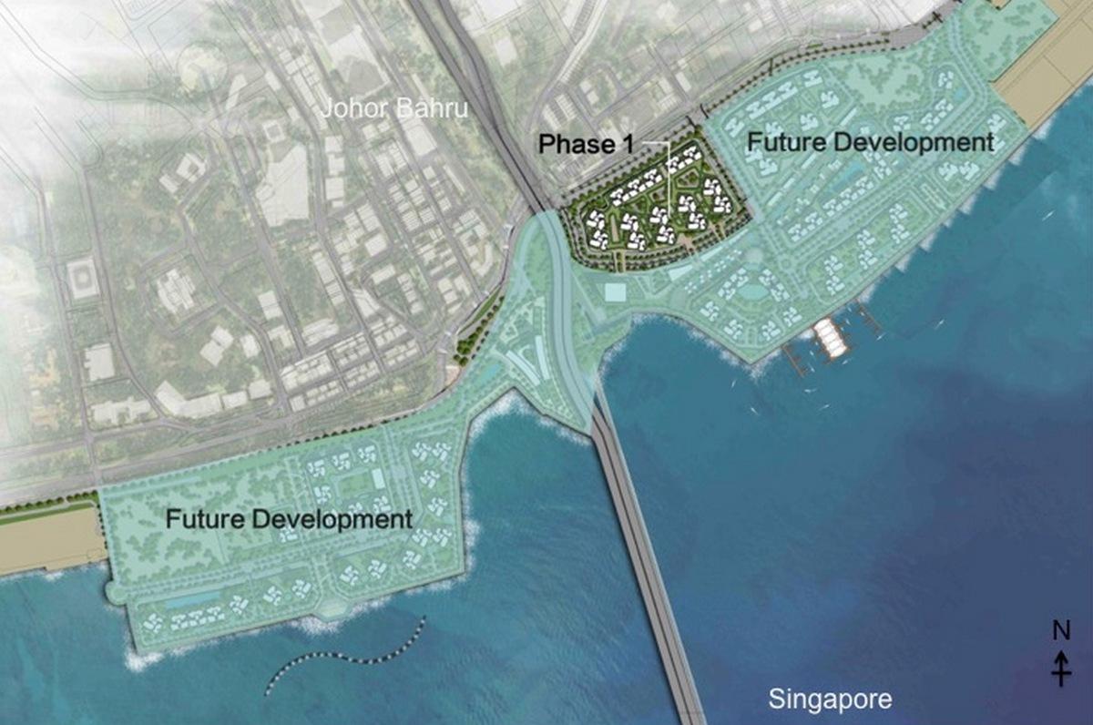 Master Plan of R&F Princess Cove