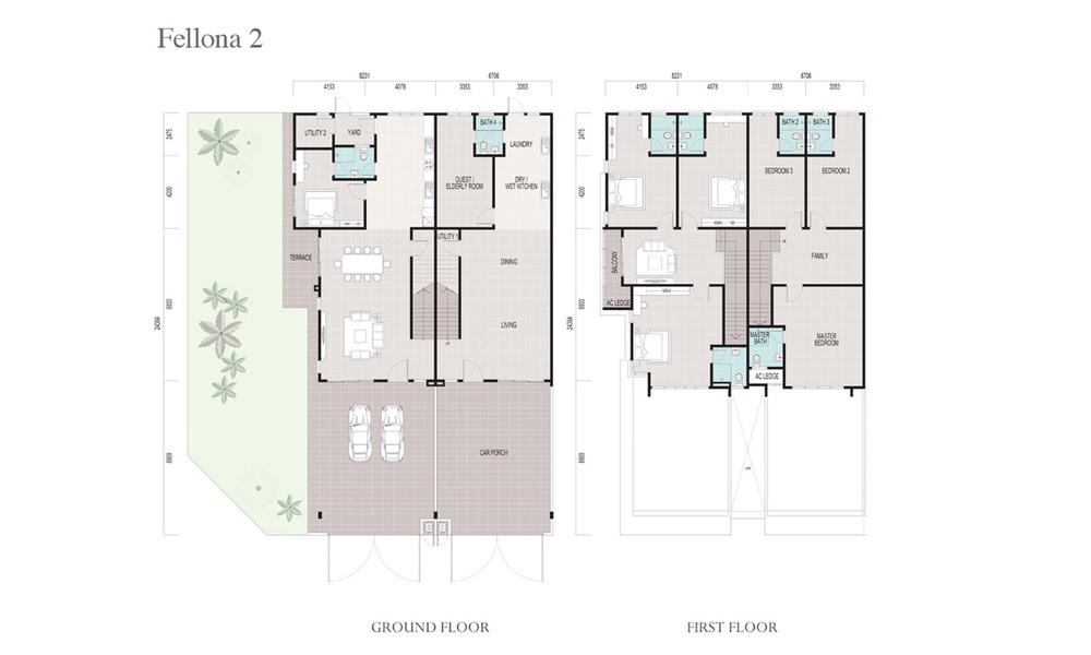 Fellona Fellona 2 Floor Plan