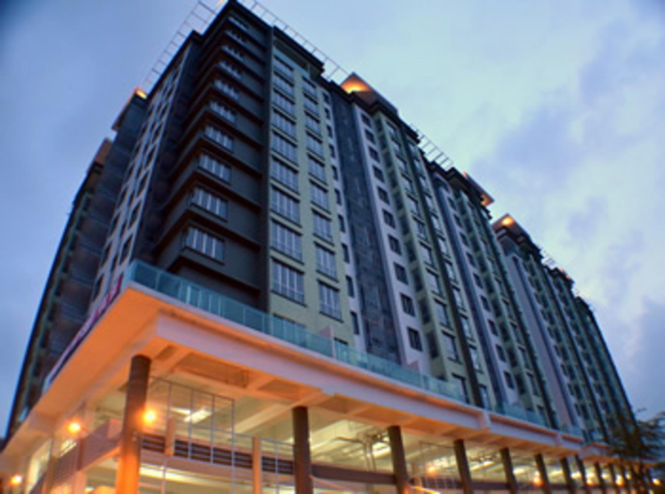 Kajang service residences for sale video