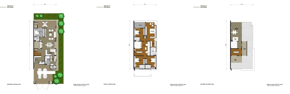 The Enclave Phase 2 - Astral Floor Plan