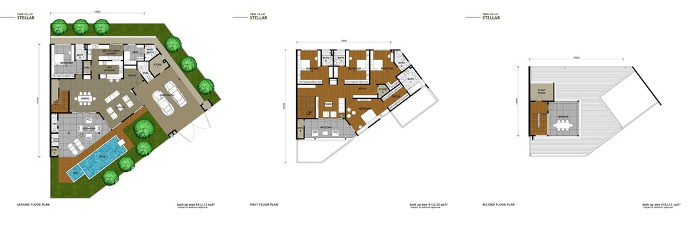 The Enclave Phase 2 - Stellar Floor Plan